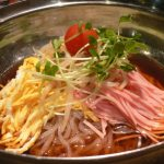 韓国冷麺のカロリーは高い!?ダイエット中ならこう食べよう!