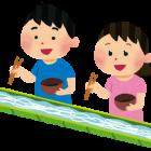 流しそうめんの竹の台の作り方!作って食べて、家族で夏の思い出を!