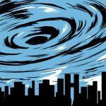 台風の目ってどういう意味?どんな時に使う?俳句の季語でも使う?