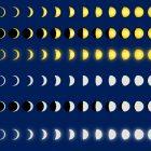 月の満ち欠けの名前、いくつ知っていますか?仕組みも解説!