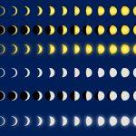 月の満ち欠けの名前、いくつ知っていますか?仕組みも解説