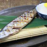 秋刀魚の塩焼き、内臓は食べられる?焼く前の下処理の仕方は?