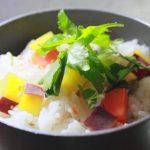 さつまいもご飯の冷凍保存法や作り方!簡単にできて家族もハッピー!