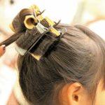 七五三の髪型、7歳なら少しお姉さん風に!自宅で簡単アレンジ!