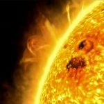 太陽の表面の温度や様子はどうなってる?明るさは?地球とは別世界!