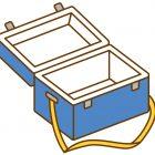 クーラーボックスの保冷力を維持できる時間は?強化する方法は?