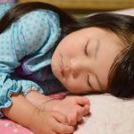 幼稚園児の睡眠時間はどれぐらい必要?不足するとこんな影響が!